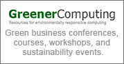 Greener Computing