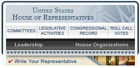 AC - Legislation - US House of Representative