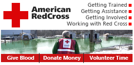 AC - Volunteering - American Red Cross
